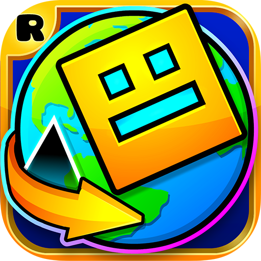 Geometry Dash World Icon