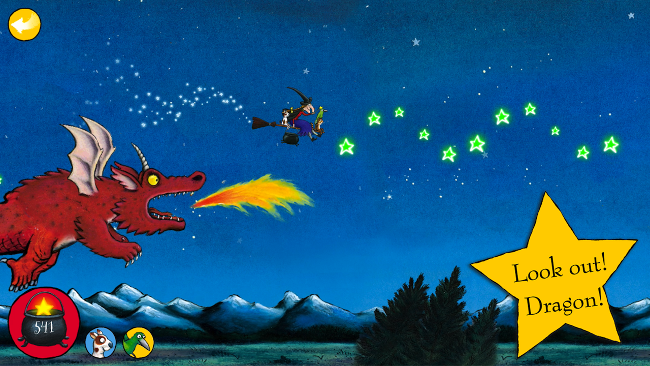 Room on the Broom: Flying - Android Apps on Google Play