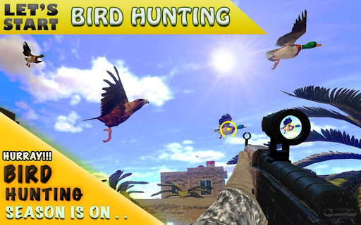 Desert Birds Sniper Shooter - Bird Hunting 2019 4.0 screenshots 3