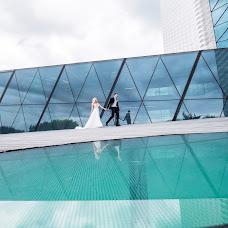 Wedding photographer Aleksey Krupica (krupitsaalex). Photo of 03.08.2017