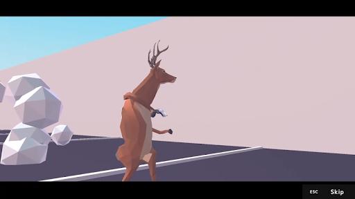Deeeer Funny Simulator screenshot 2
