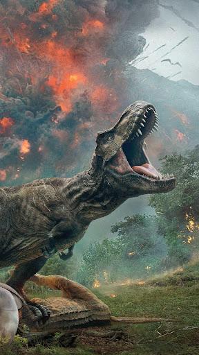 Jurassic World Wallpaper 2.0 screenshots 5