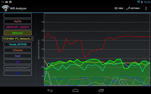 Wifi Analyzer 3.11.2 12