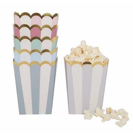 JaBaDaBaDo Popcornboxar