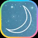밤하늘 테마 icon