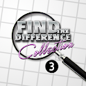 Find the Difference 3 - compare pictures icon