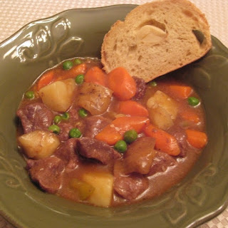 Slow Cooker Family Beef Stew.