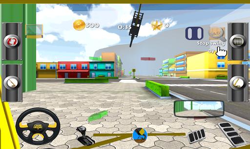 크레인 운전 screenshot