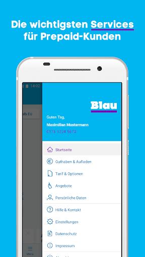 Mein Blau screenshot 4