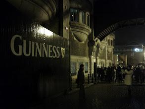 Photo: The Guinness Storehouse. Very Gotham.