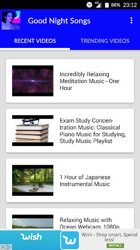 Download Good Night Songs Google Play softwares - aw5jeFnHKdjZ   mobile9