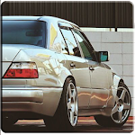Benz E500 Driving Simulator Icon