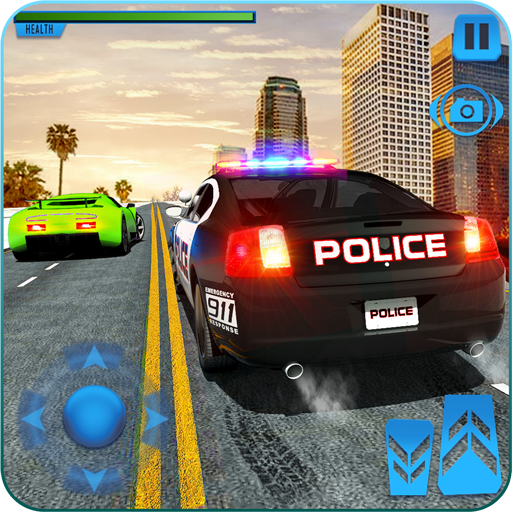 Car Chase Driving Simulator – Cop