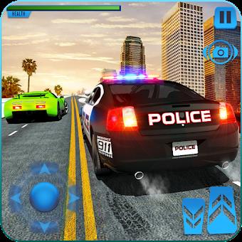 Car Chase Driving Simulator – Cop
