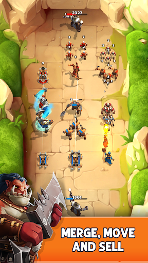 Battleline Tactics: Strategic PVP Auto Battler 1.6.2 screenshots 2
