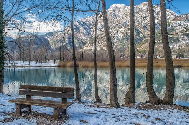 Al lago di Moreno re
