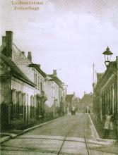 Photo: Liesboschstraat met tramlijn ca.100 jaar geleden