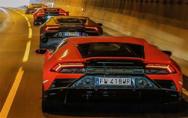 Super Sports Cars Puzzle
