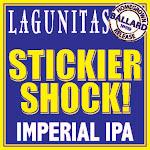 Lagunitas Stickier Shock