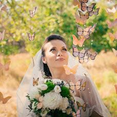 婚礼摄影师Iveta Urlina(sanfrancisca)。05.08.2014的照片