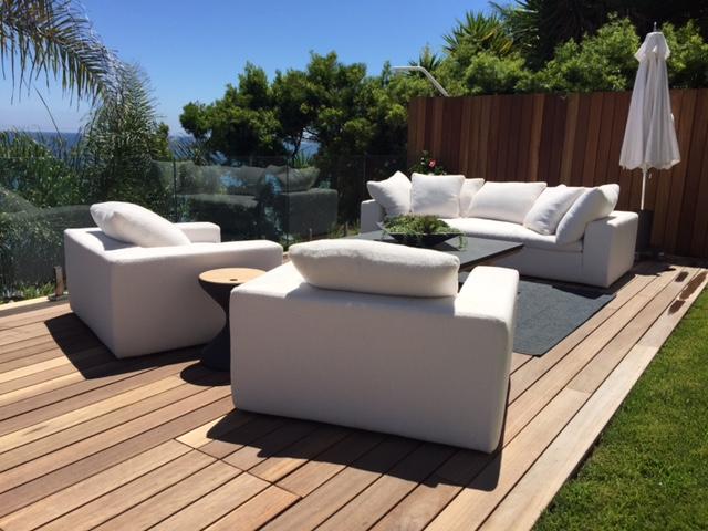 Cabo Outdoor Slipcover Sofa