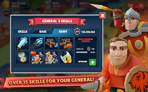 Game of Warriors Screenshot