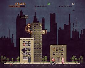 "Photo: ""Rampage Run"" (2013)  https://en.wikipedia.org/wiki/Rampage_(video_game) https://en.wikipedia.org/wiki/Punch-Out!!_(NES)"