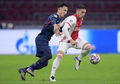 🎥 Aanvoerder van Ajax buiten het Philips Stadion opgewacht en bekogeld door razende PSV-supporters