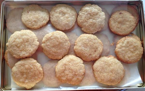 Apple Cider Buttons
