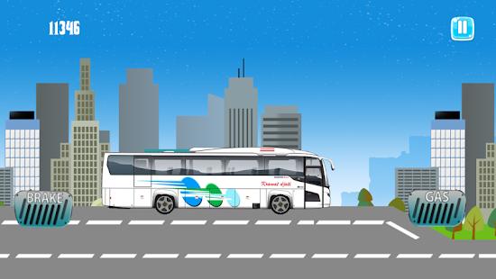 Simulator PO Bus Kramat Djati - náhled