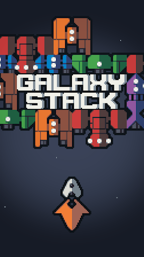 Screenshot for Galaxy Stack in United States Play Store