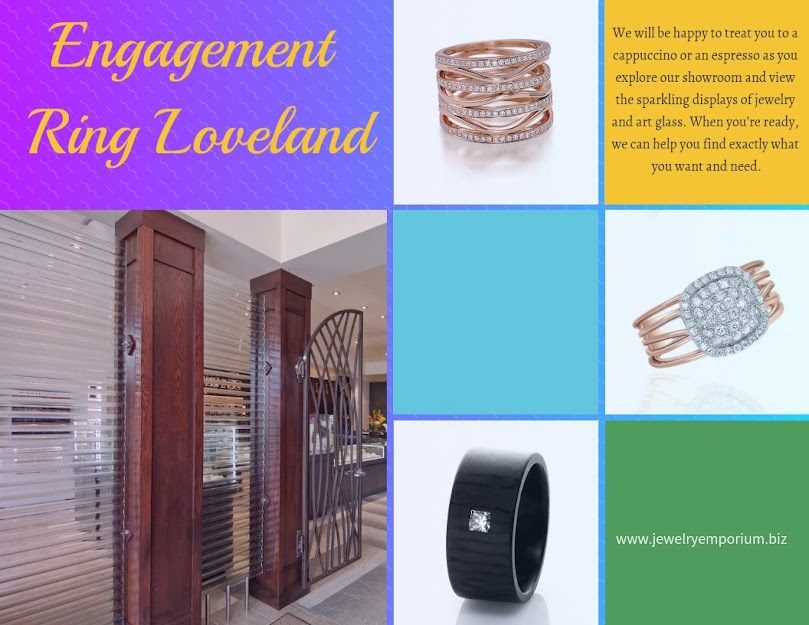 Engagement Ring Loveland