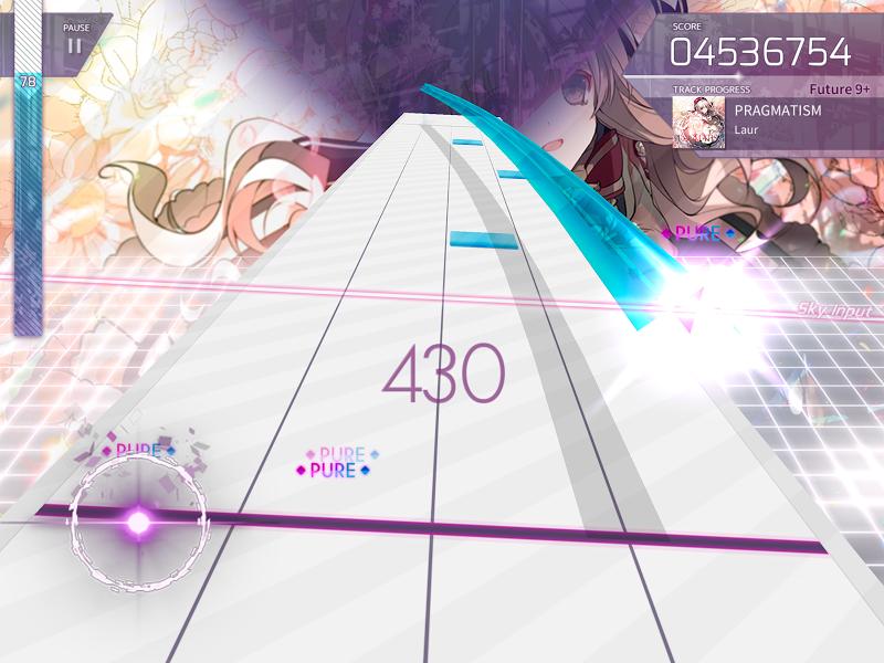 Arcaea - New Dimension Rhythm Game Screenshot 5