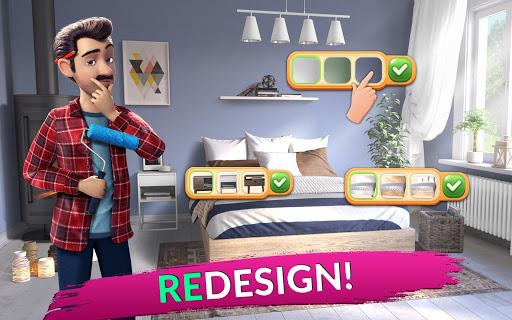 Flip This House: 3D Home Design Games screenshots 7