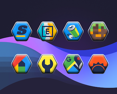 Herom - Icon Pack Screenshot