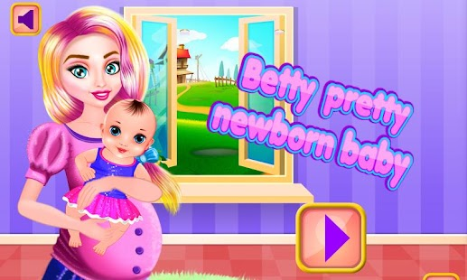 Betty Pretty Newborn Baby- screenshot thumbnail