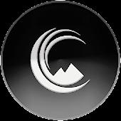 Coastal 10 T Gray - Icon Pack