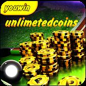 8 Ball Pool Coins Prank