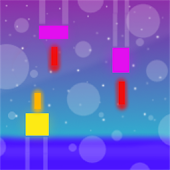 SpaceCuber - Endless Space Cube Shooter Android APK Download Free By TrendVer Studio