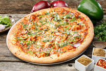 picture of the spice route pizza