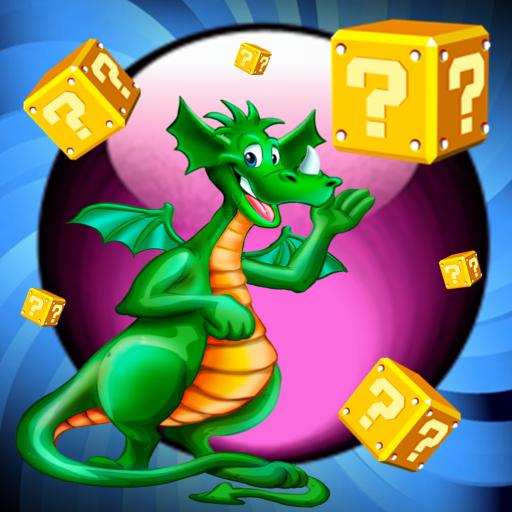 Cool dragon warrior run