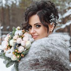 Wedding photographer Kseniya Romanova (romanovaksenya). Photo of 15.01.2018