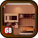 Lavish Golden Room Escape - Escape Games Mobi 68 icon