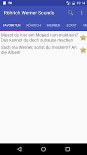 Röhrich Werner Soundboard - náhled