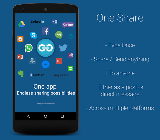 One Share - Share to anything