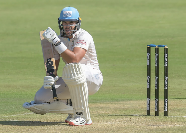 Proteas opener Aiden Markram is in red hot form.