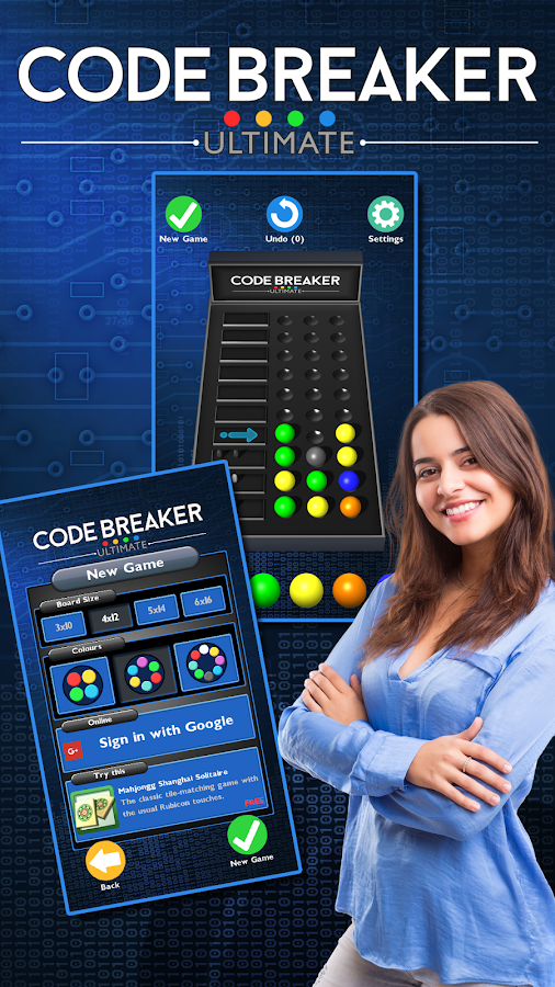 Code Breaker Ultimate- screenshot