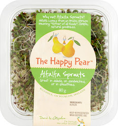 The Happy Pear Alfalfa Sprouts - 80g