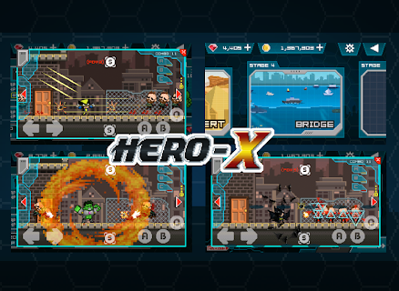 HERO-X screenshot 18