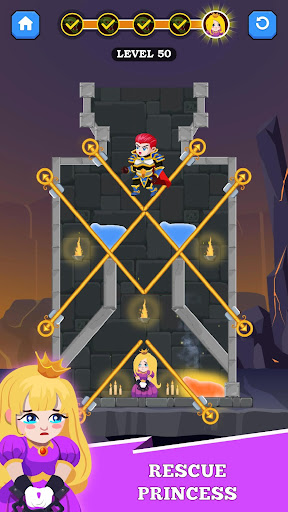 Hero Rescue  screenshots 3